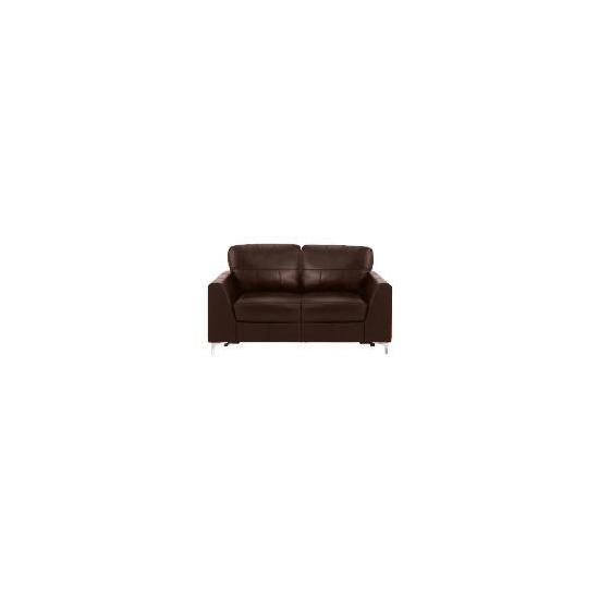 Westport large Leather Sofa, Chocolate