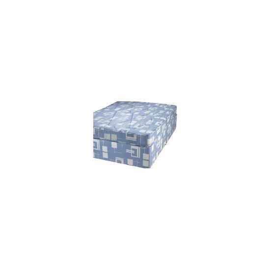 Tesco Value Double Qulited Non Storage Divan Set