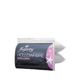 Fogarty Hollowfibre Pillow 2 pack with Protectors Reviews