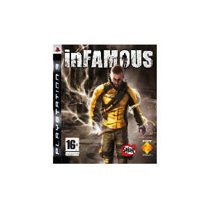 Photo of Infamous (PS3) Video Game