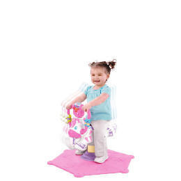Fisher-Price Pink Bounce & Spin Zebra Reviews