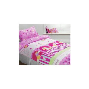 Photo of Tesco Kids Pony Parlour Duvet Bed Linen