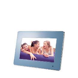 "Luminox 7"" 4 Colour Interchangable Digital Photo Frame Reviews"