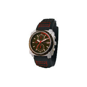 Photo of Kahuna Mens Webbing Strap Black Watch Watches Man