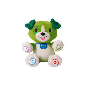 Photo of Leapfrog Scout Plush Green Toy