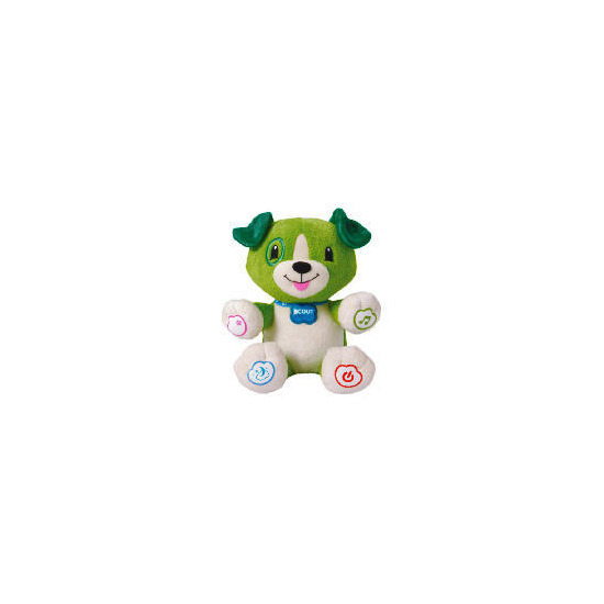 Leapfrog Scout Plush Green