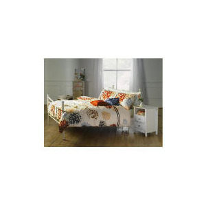 Photo of Elspeth Gibson Blooms Print Duvet Set Double, Multi Bed Linen
