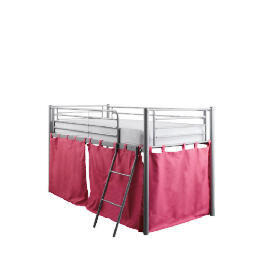 Mika Metal Midsleeper With Cover Pink Reviews