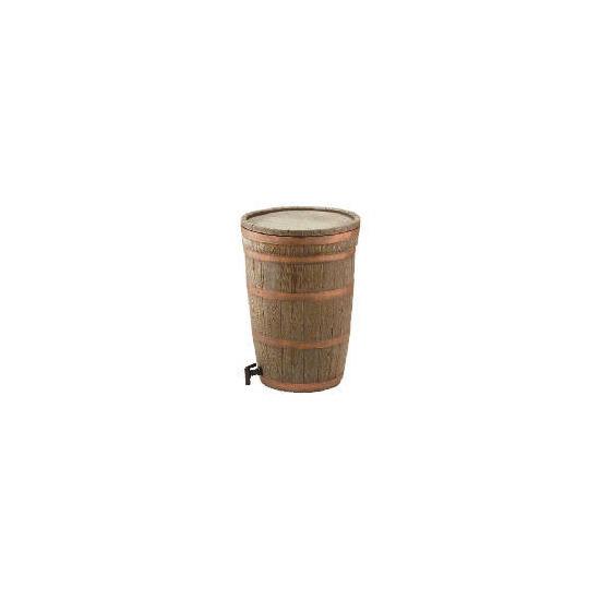 Oak wood water butt