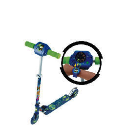 Ben 10 Alienforce Intercative Omnitrix Inline Scooter Reviews