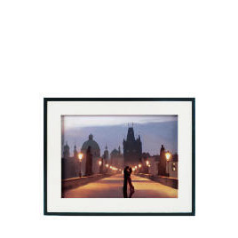 Moonlight Kiss Framed Print 90x70cm Reviews