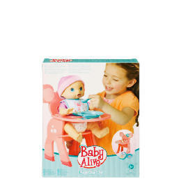 Baby Alive Snack Time High Chair Reviews