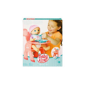 Photo of Baby Alive Snack Time High Chair Toy