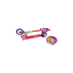 Photo of Crazy Bones Folding Girl's Scooter Toy