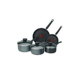 Photo of Tefal Supra 5 Piece Pan Set Cookware