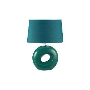 Photo of Tesco Calypso Table Lamp, Teal Lighting