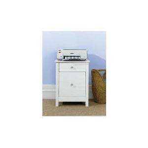 Photo of Fairhaven Filer, White Furniture