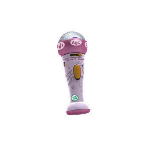Photo of Leapfrog Learn & Groove Pink Microphone Toy