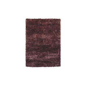Photo of Tesco Luxury Shaggy Lavender Rug 120X170CM Home Miscellaneou