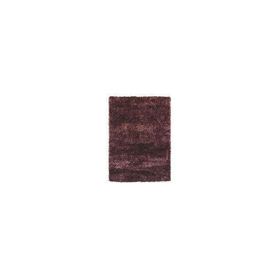 Tesco Luxury Shaggy Lavender Rug 120x170cm