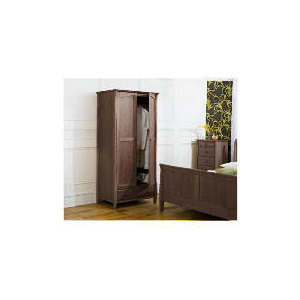 Photo of Windsor Double Wardrobe, Dark Oak Furniture