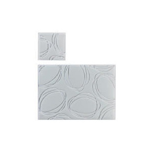 Photo of Tesco Glass 12 Pack Placemats & Coasters Dinnerware