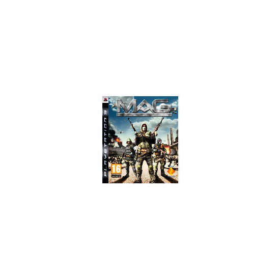 MAG: Massive Action Game (PS3)