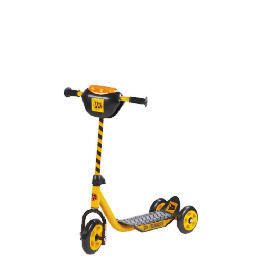 JCB 3 Wheeled Scooter with Sounds Reviews