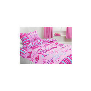 Photo of Tesco Kids Bubbly Doodles Duvet Bed Linen