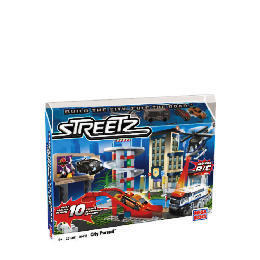 Mega Bloks Streetz Police Chase Reviews