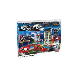 Photo of Mega Bloks Streetz Police Chase Toy