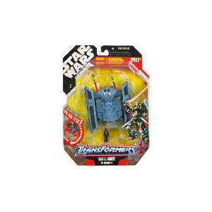 Photo of Star Wars Transformers Vader & Tie Fighter Toy