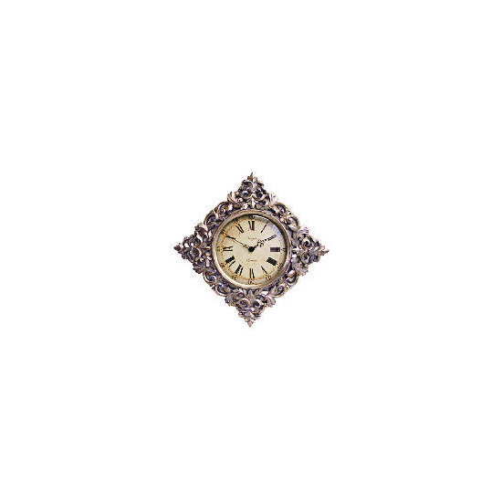 Newgate Diamond Swept Antique Clock