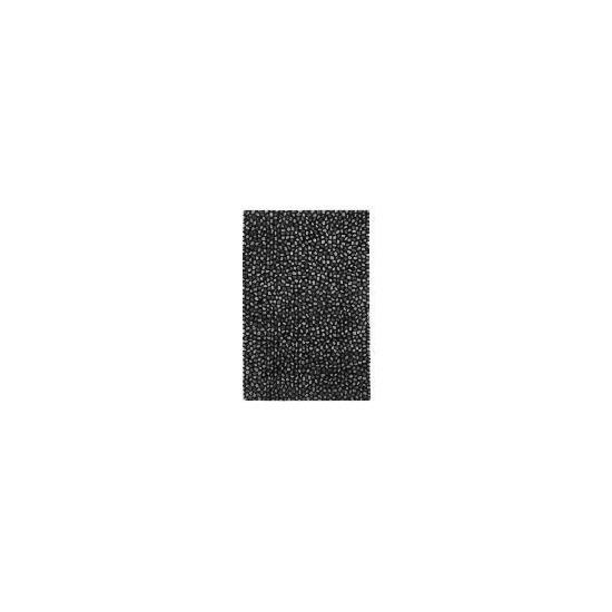 Tesco Pebbles Wool Rug Grey 120x170cm Brighton