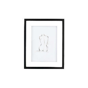 Photo of Nude Framed Print 40X50CM Home Miscellaneou