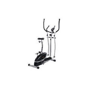 Photo of V Fit 2 IN 1 Cycle / Crosstrainer Sports and Health Equipment