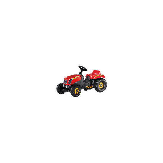 Red Pedal Tractor