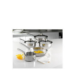 Prestige Saucier 5 Piece Pan Set Reviews