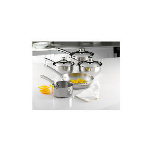 Photo of Prestige Saucier 5 Piece Pan Set Kitchen Utensil