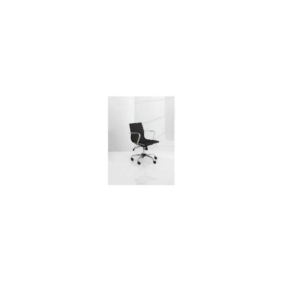 Monroe Office Chair, Black