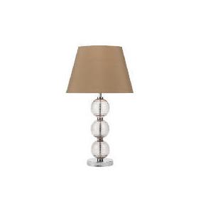 Photo of Tesco Pebble Table Lamp, Smokey Lighting
