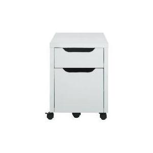 Photo of Compac Filer, White Furniture