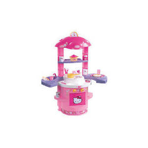 Photo of Smoby My First Hello Kitty Kitchen Toy