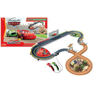 Photo of Micro Scalextric Disney Cars Toy