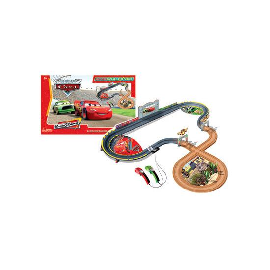 Micro Scalextric Disney Cars