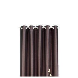 Tesco Botanical Applique Curtain 168x183cm, Mocha Reviews