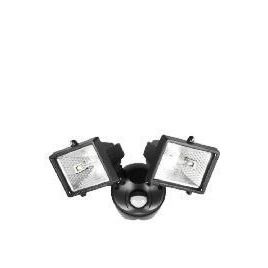 150W Halogen Security Floodlight with PIR Twinlight Reviews