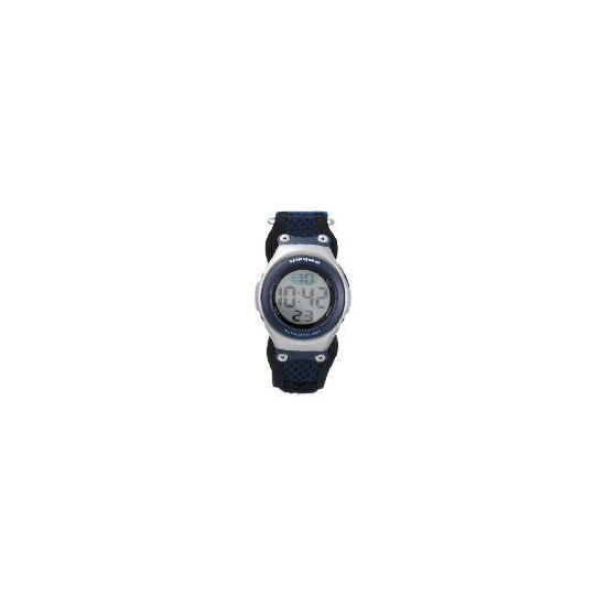 UMBRO BLUE QUICK RELEASE DIGITAL WATCH