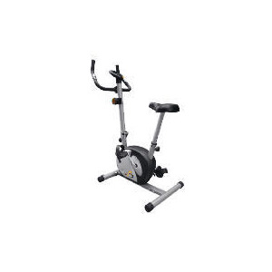 Photo of V Fit Foldable Exercise Bike Sports and Health Equipment