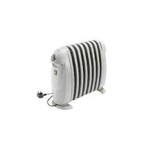 Photo of DeLonghi TRM0808M 800W Mini Oil Filled Radiator Electric Heating